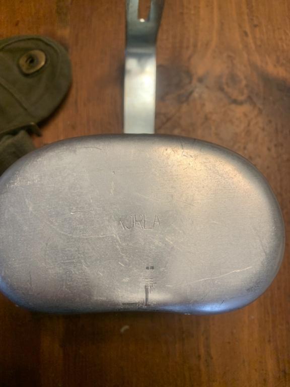 Post war Canadian mess tin 1950 to 1960 2bd22f10