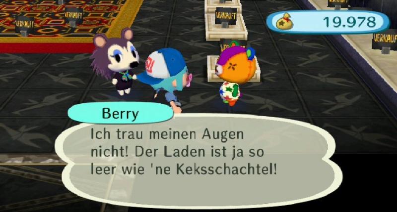 Besucher bei Grazia Berry110