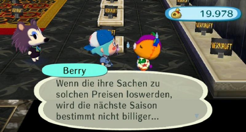 Besucher bei Grazia Berry210