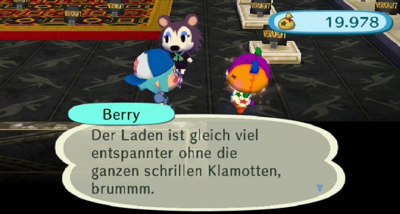 Besucher bei Grazia Berry310