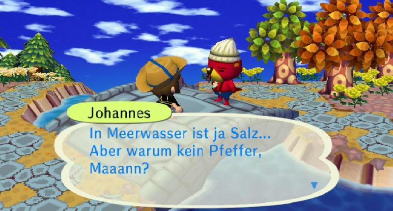 Sprüchesammlung von Johannes dem Otter - Seite 4 Johann13