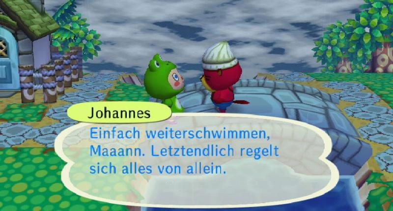Sprüchesammlung von Johannes dem Otter - Seite 4 Johann15
