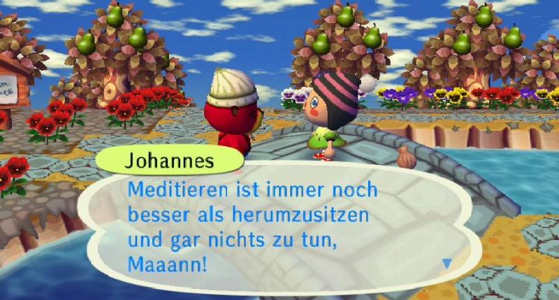 Sprüchesammlung von Johannes dem Otter - Seite 4 Johann16
