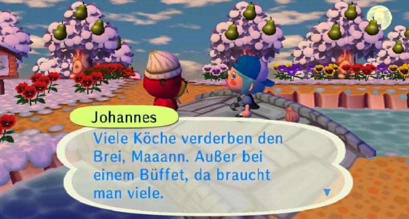 Sprüchesammlung von Johannes dem Otter - Seite 5 Johann23