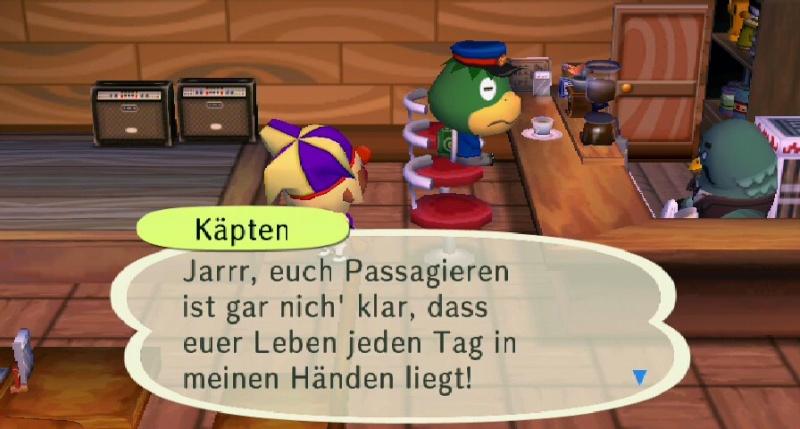 Besucher im Café Kapn410