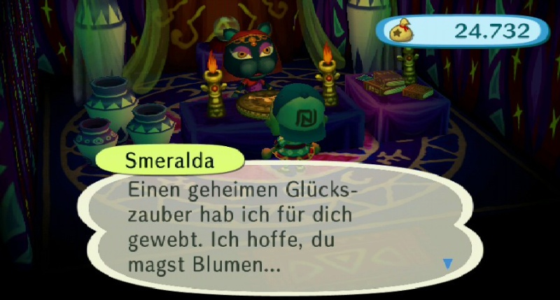 Smeralda's Glückszauber N_gies10