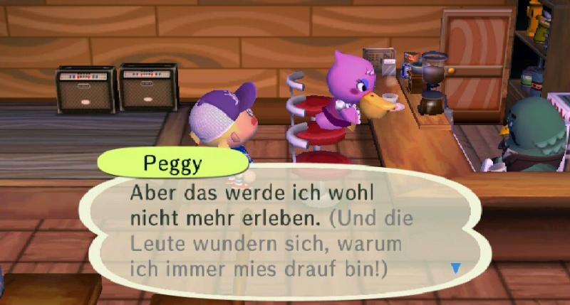 Besucher im Café Peggy110