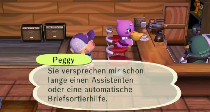 Besucher im Café Peggy210