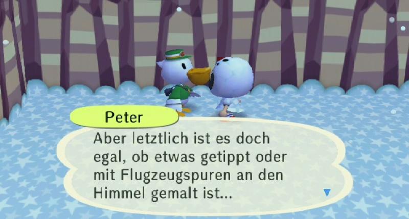 Peter der Postbote und seine Liebe zu... Peter11