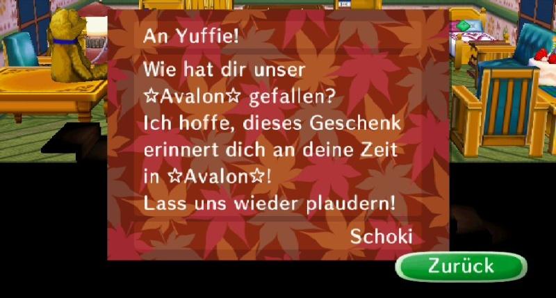 Briefe von den Tieren eurer Freunde Schoki10