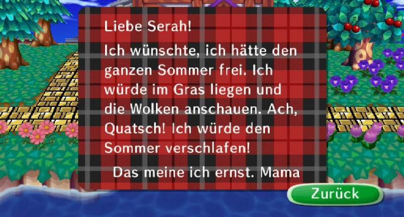 Briefe eurer Mama.... Serah_11