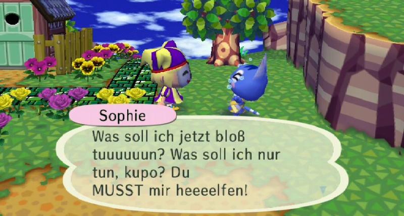 Bewohnertratsch - Seite 2 Sophie13