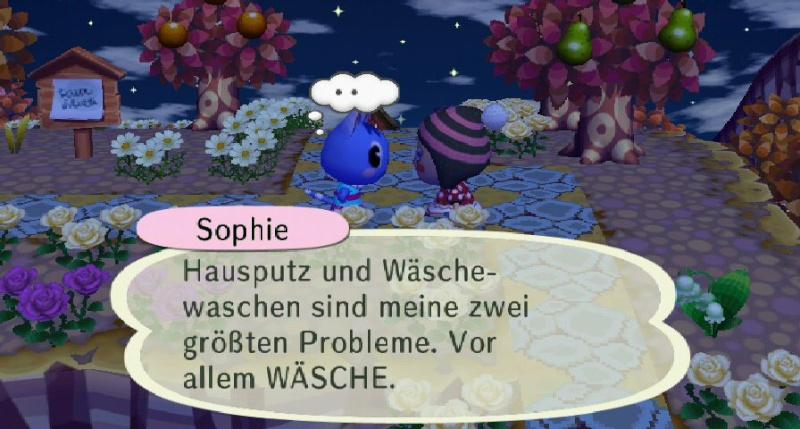 Bewohnertratsch - Seite 2 Sophie20