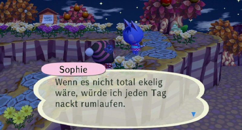 Bewohnertratsch - Seite 2 Sophie22