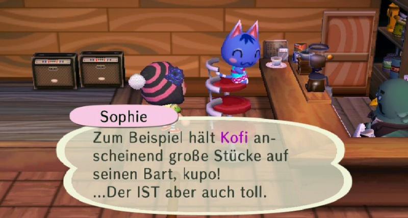 Besucher im Café - Seite 2 Sophie24