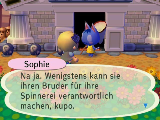 Bewohnertratsch - Seite 4 Sophie31