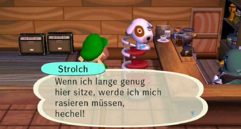Besucher im Café Strolc10