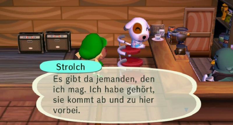 Besucher im Café Strolc11
