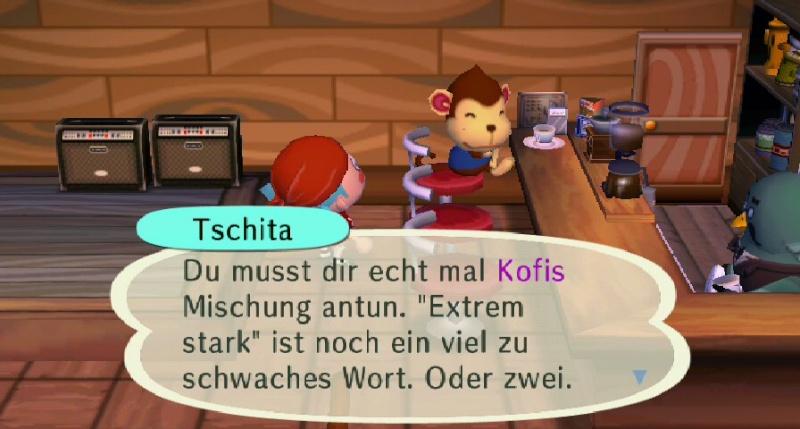 Besucher im Café Tschit10