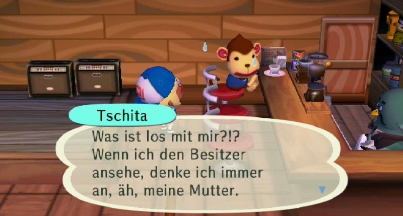 Besucher im Café Tschit16