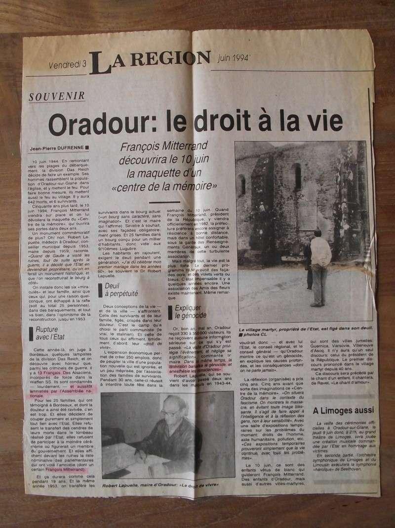 Le massacre d'Oradour-sur-Glane (Haute-Vienne) - Page 2 00511
