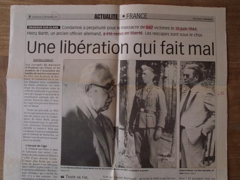 Le massacre d'Oradour-sur-Glane (Haute-Vienne) - Page 2 00711