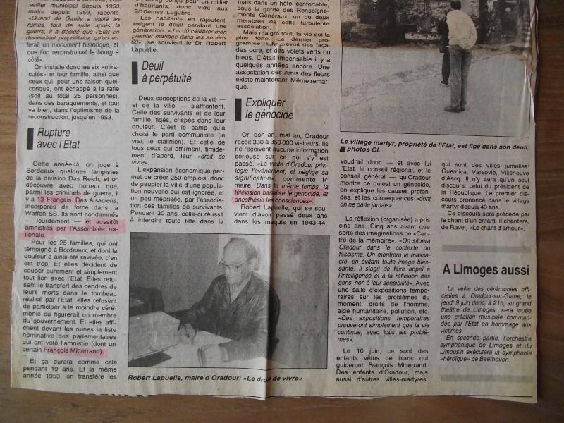 Le massacre d'Oradour-sur-Glane (Haute-Vienne) - Page 2 01412