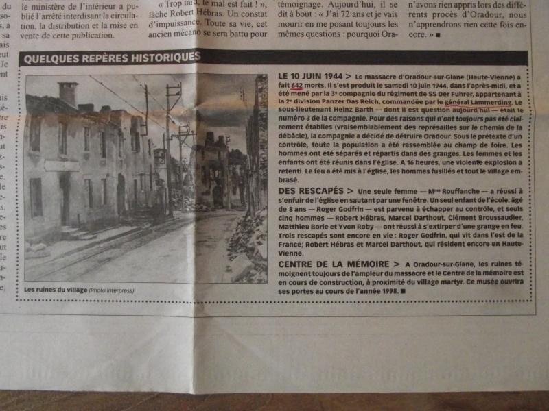 Le massacre d'Oradour-sur-Glane (Haute-Vienne) - Page 2 01512