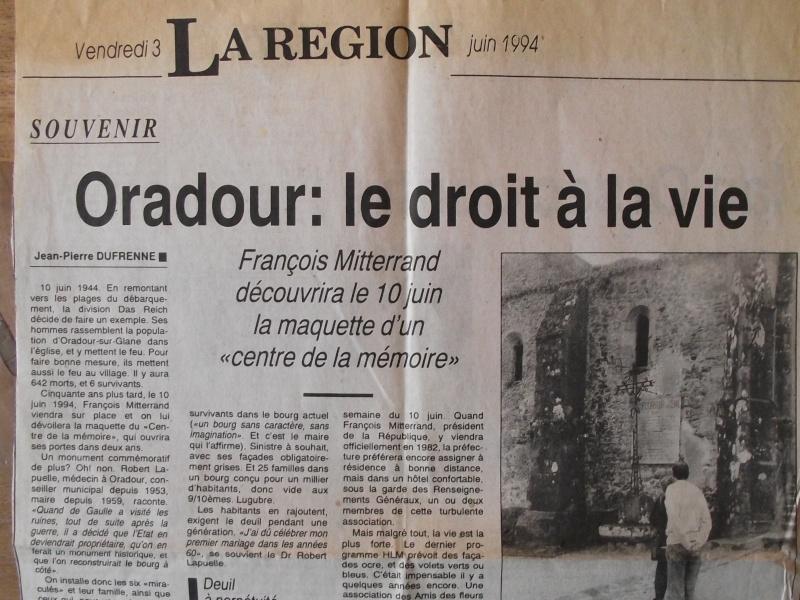 Le massacre d'Oradour-sur-Glane (Haute-Vienne) - Page 2 01910