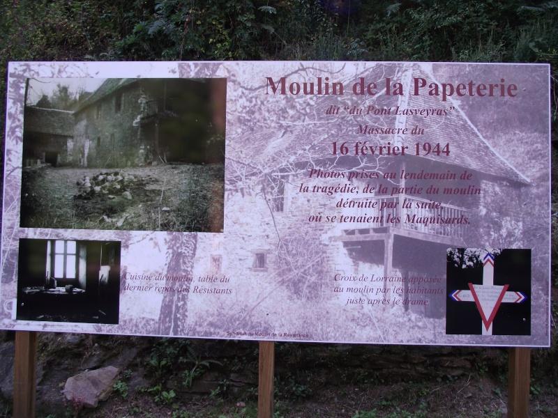 Le monument au Pont-Lasveyras 09610