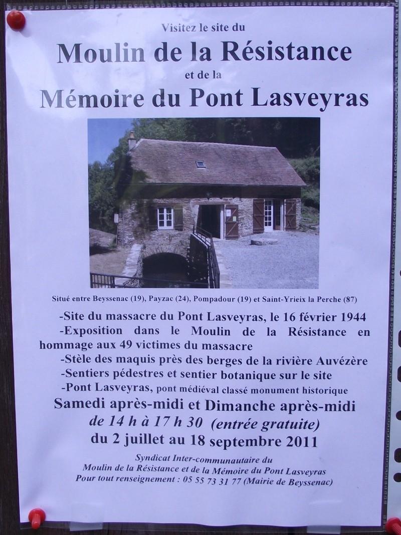Le monument au Pont-Lasveyras 15610