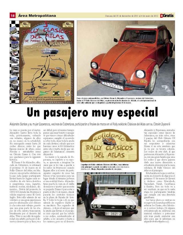 Salimos en la prensa!! Prensa13