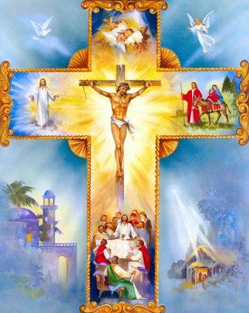 """Dimanche prochain """"Suivre Jésus sans condition sur la route de la Croix""""  44918610"""