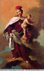 Neuvaine à Notre Dame du Mont Carmel du 08  juillet au 16 juillet Images11