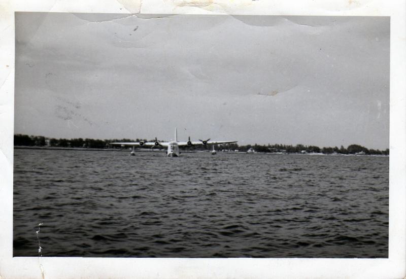 """[Les anciens avions de l'aéro] Hydravion SHORT """"SUNDERLAND"""" Dakar013"""