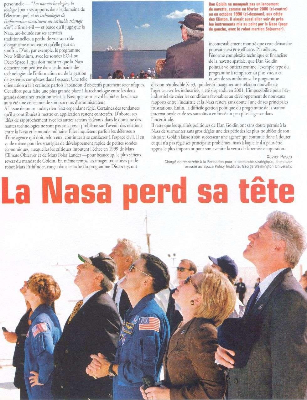 Grandeur et misère du programme spatial américain - Page 2 01120011