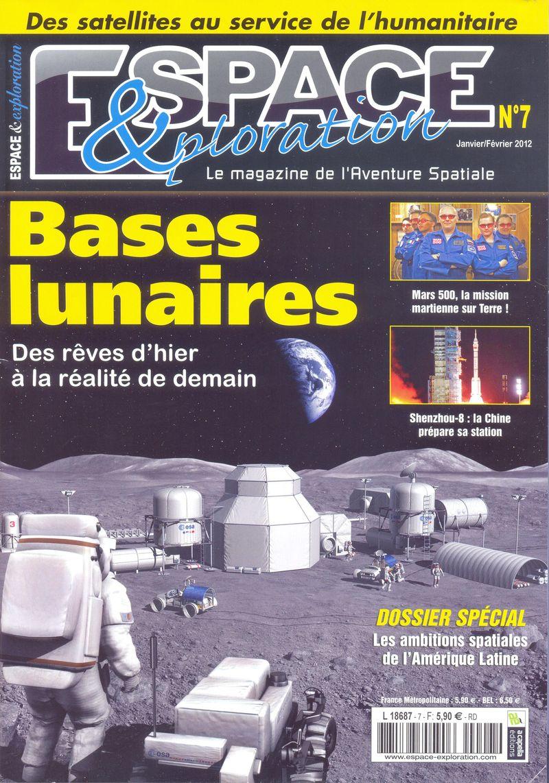 Espace & Exploration n°7 - Janvier - février 2012   12010010