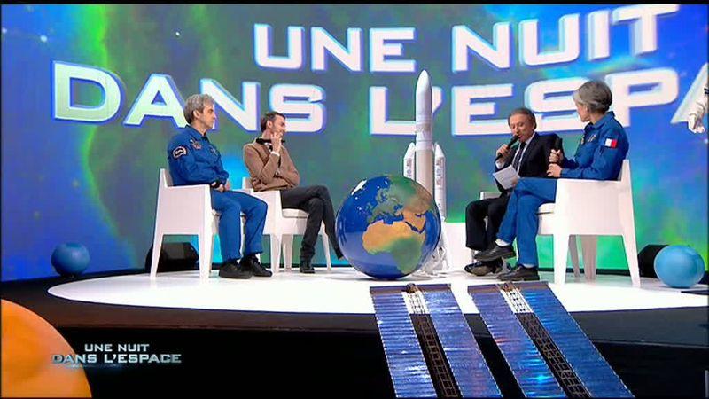Presse: Une nuit dans l'espace-FR2 - 27-03-2012 12032714