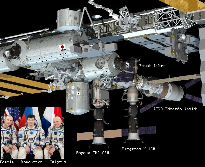 Expedition 31 - Soyouz TMA-04M 12042718