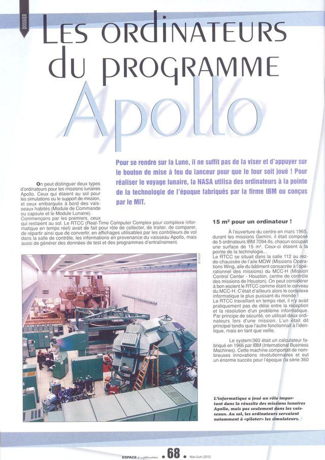 Espace & Exploration n° 9 - Page 2 12050010