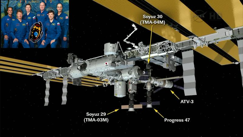 Expedition 31 - Soyouz TMA-04M 12051711