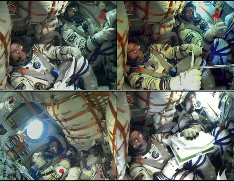 Expedition 32 - Soyouz TMA-05M - Juillet 2012 12071512