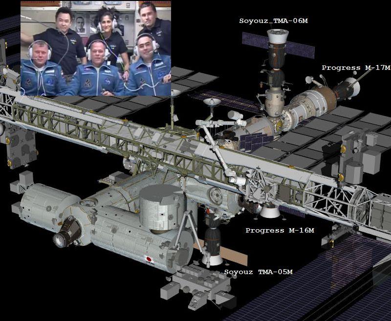 Expedition 33 - Soyouz TMA-06M - Septembre/octobre 2012 - Page 2 12110110