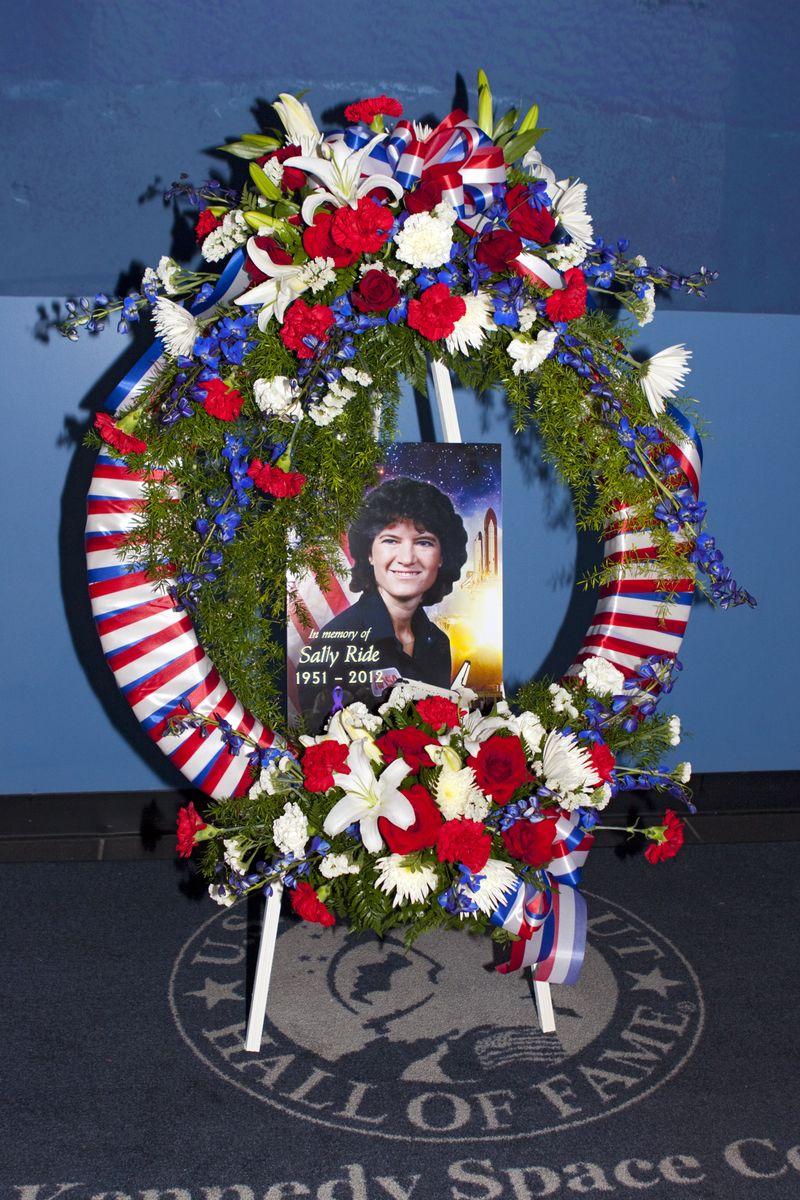 Décès de Sally Ride 2012-310