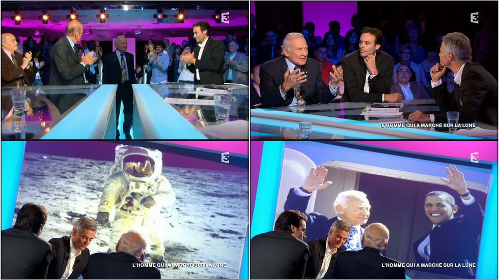 FR3 - 09 septembre 2011 - Aldrin en invité 2_plat10