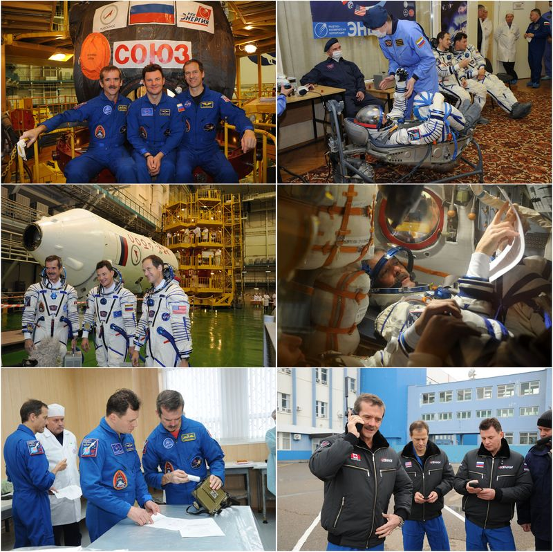 Expedition 34 - Soyouz TMA-07M 3_entr10