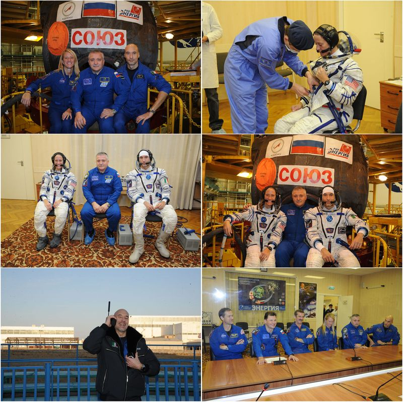 Expedition 34 - Soyouz TMA-07M 4_entr10