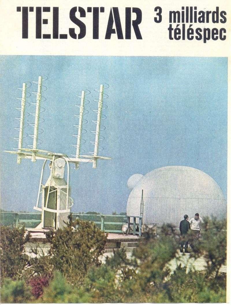 10 juillet 1962 - lancement de Telstar 1 par Delta 62090010