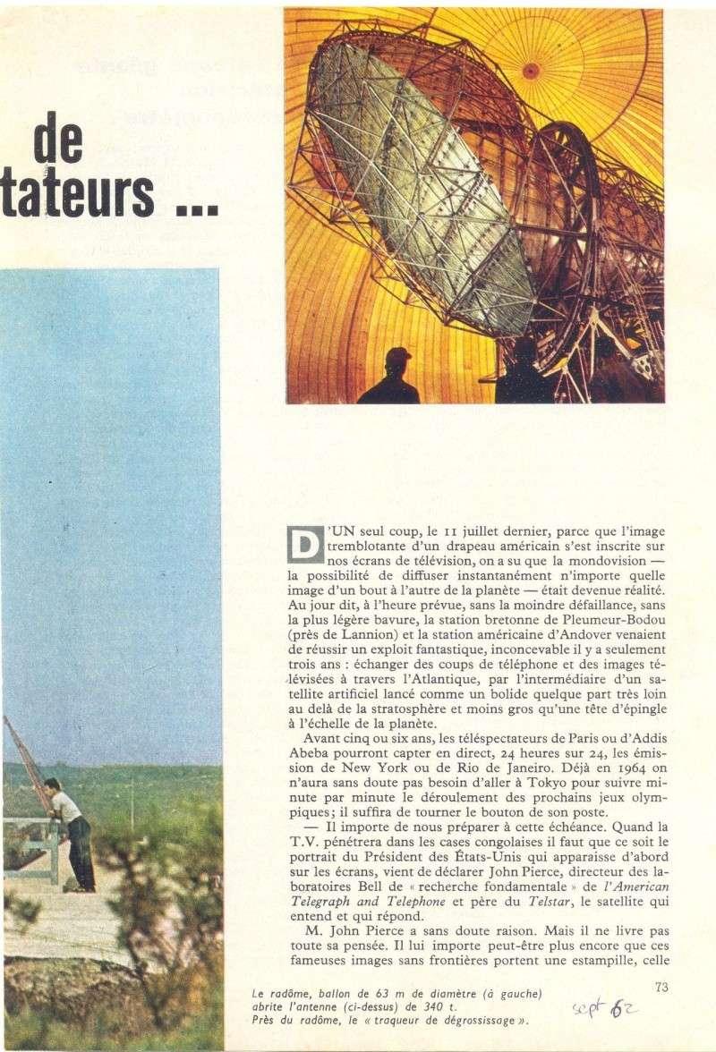 10 juillet 1962 - lancement de Telstar 1 par Delta 62090011