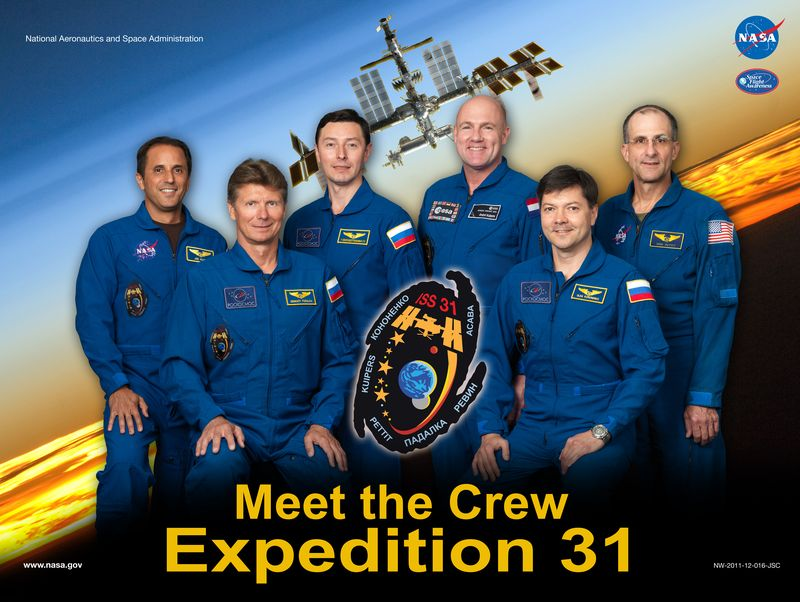Expedition 31 - Soyouz TMA-04M 63059710